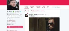 Twitter reinstates 'alt-right' leader