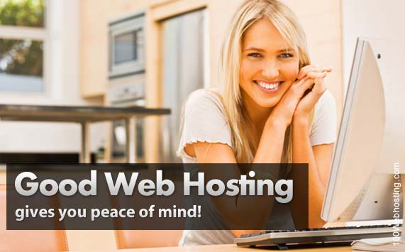 Best Web Hosting Gives Peach Of Mind like CloudAxis provides