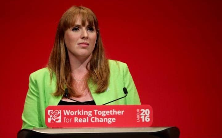 The shadow education secretary has been touted as a possible future Labour Party leader