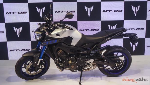 Yamaha recalls MT-09, FJ-09 and XSR900