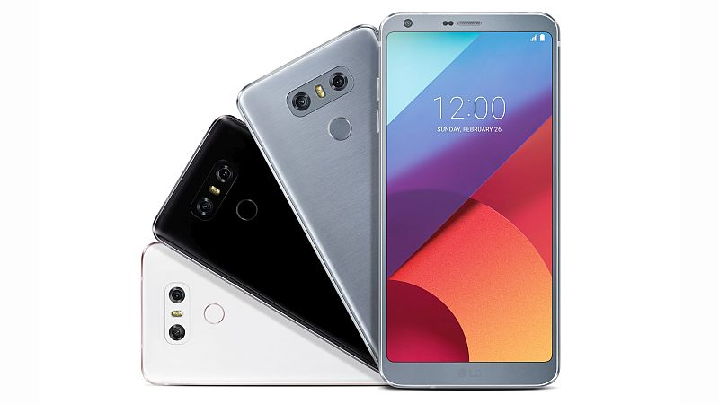 LG G6 Goes on Sale in India, Rs. 10,000 Cashback on Amazon India for Today