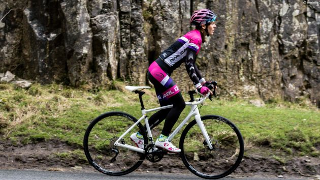 The Specialized Ruby Comp women s road bike