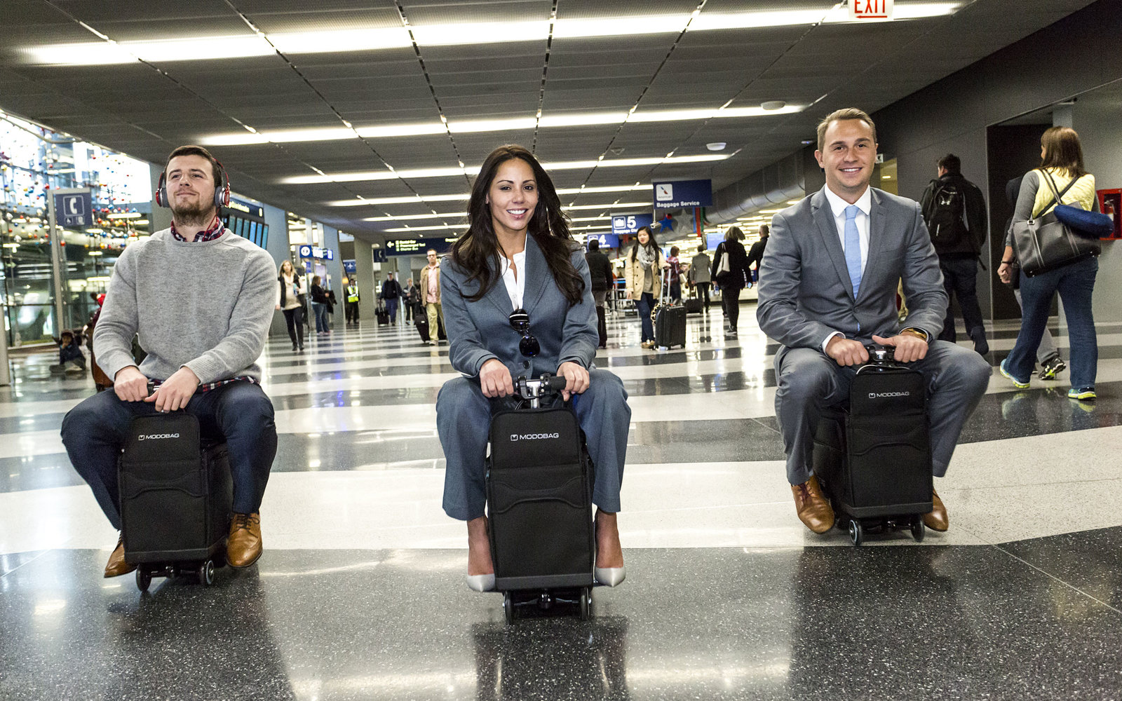 Image result for How technology is transforming the way airlines handle your luggage