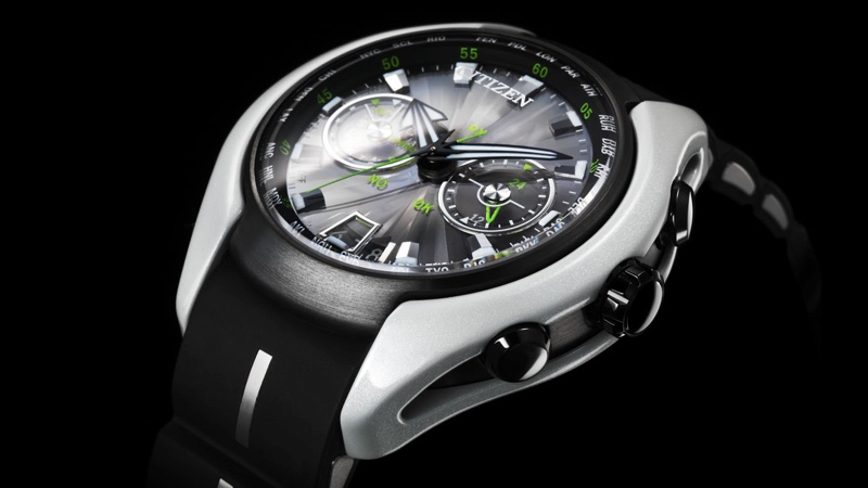 citizen eco drive sat Solar watch
