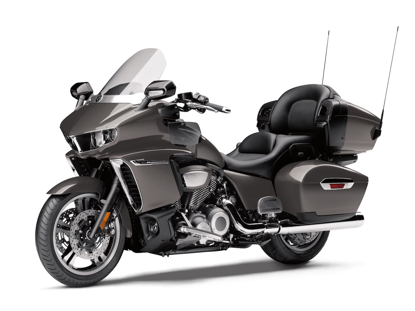 2018 Yamaha Star Venture Preview