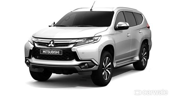 All-new Mitsubishi Pajero Sport to hit Indian Showrooms by April 2018