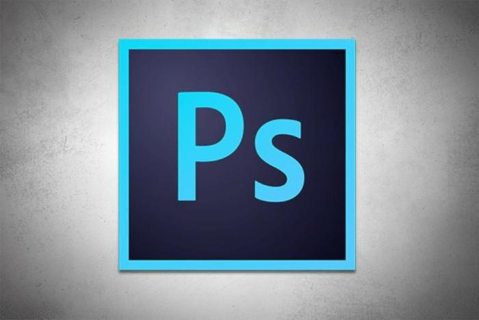 adobe photoshop logo resized