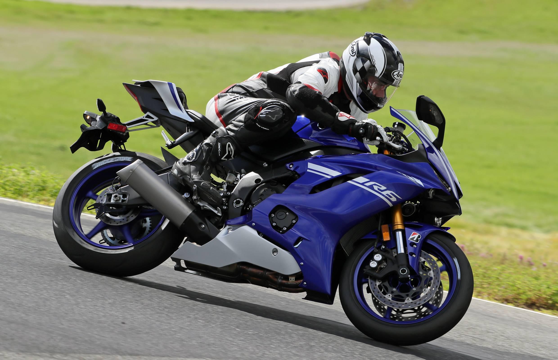 bjn27376 First Ride: 2017 Yamaha YZF R6