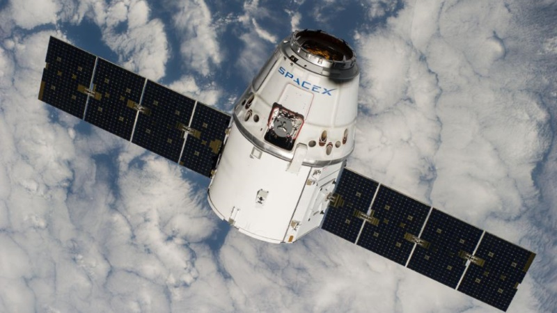 SpaceX's First Reused Dragon Capsule Arrives at ISS
