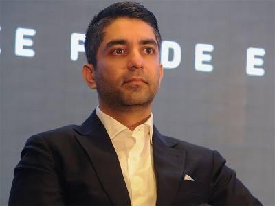 Abhinav Bindra. (TOI Photo)