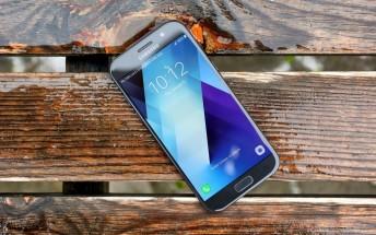 Samsung Galaxy A5 (2017) getting new update