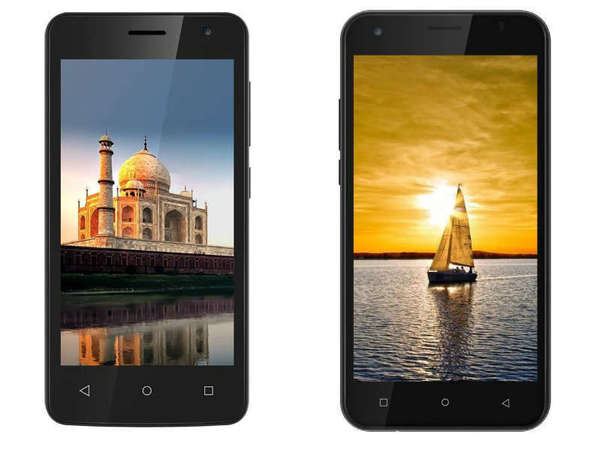 iVoomi launches two new entry level 4G VoLTE smartphones in India