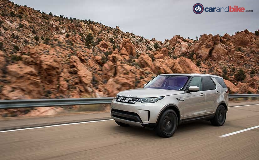 Image result for The Car And Bike Show Exclusive: New Land Rover Discovery Review