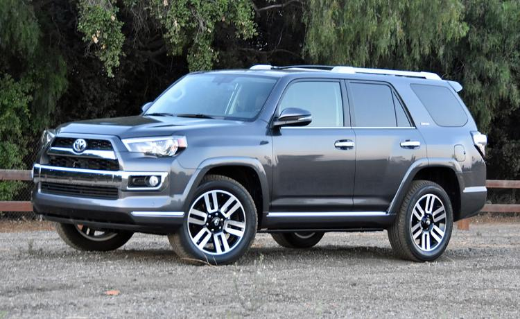Toyota Large Suv >> Spousal Report Review One Of The Last Real Suvs The 2017