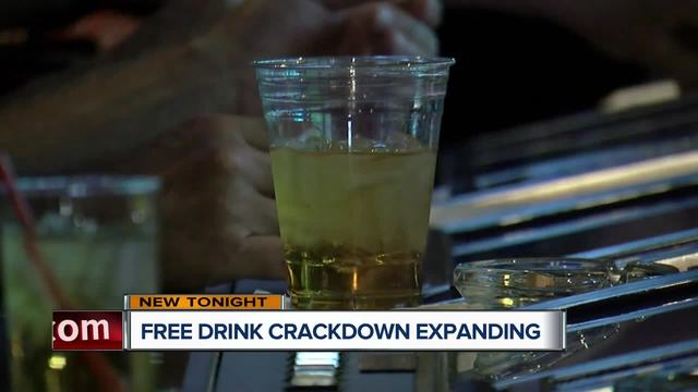 Image result for New technology making it harder to get free drinks at casinos