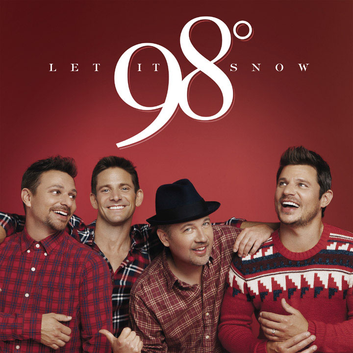 Image result for 98,Degrees,to,visit,Van,Wezel,on,Christmas,tour