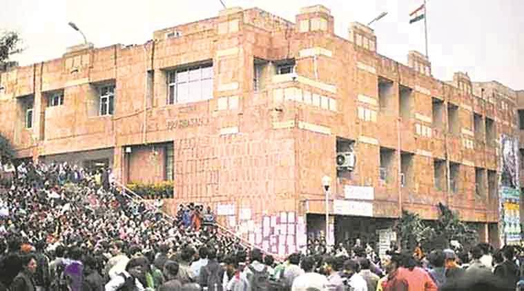 JNUTA, Jawaharlal Nehru University Teachers' Association, Jawaharlal Nehru University, JNU admission, indian express news
