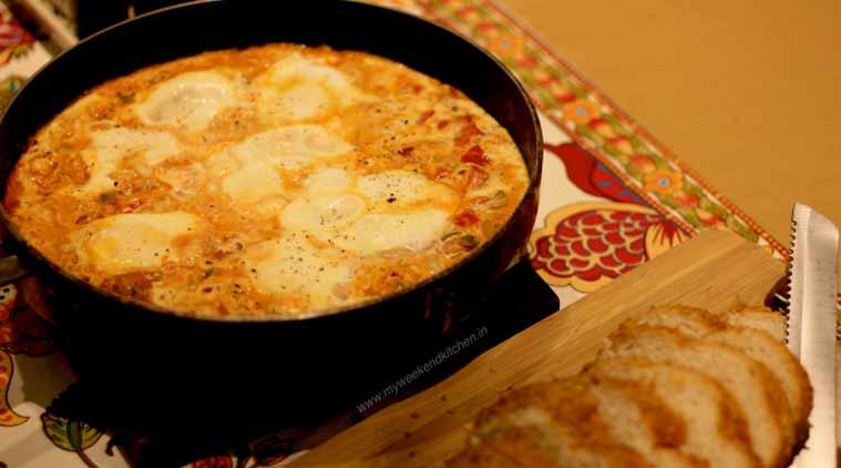 MIDDLE EASTERN DELIGHT: Shakshuka recipe (Source: Ashima Goyal Siraj)
