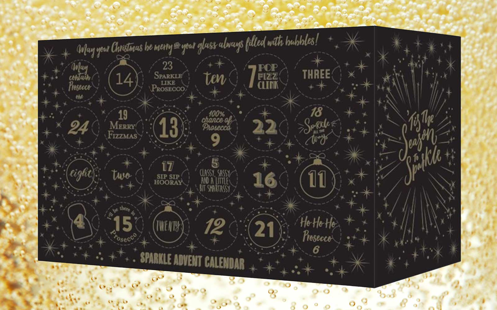 Prosecco Advent Calendar from PipStop
