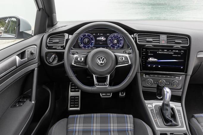 507fd200468f Volkswagen Golf GTE 2018 review - Tutevilla