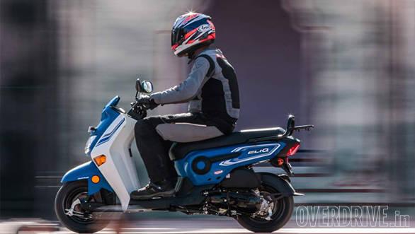 Honda Cliq (5)