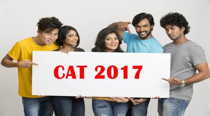 CAT 2017, CAT preparation, cat 2017 exam date