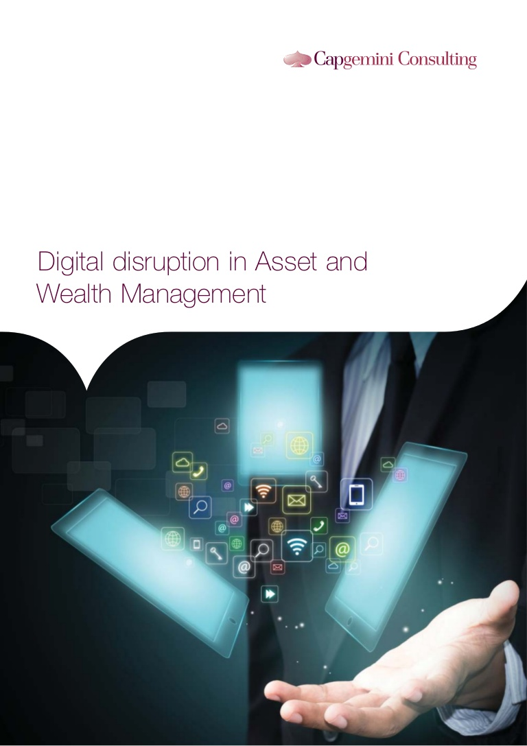 Image result for How technology is disrupting wealth creation