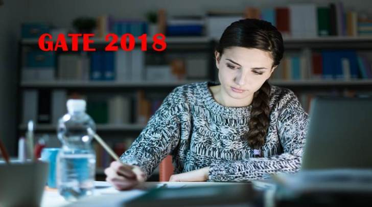 gate 2018, goaps, gate 2018 exam date