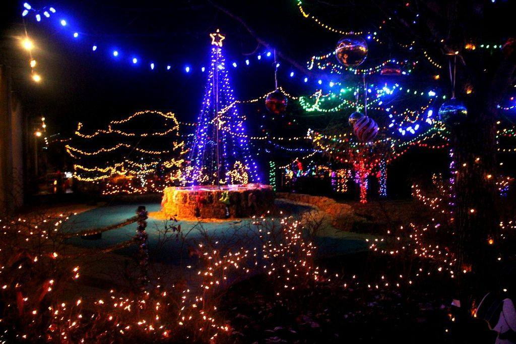 Image result for This pretty Christmas light trail is coming to Birmingham