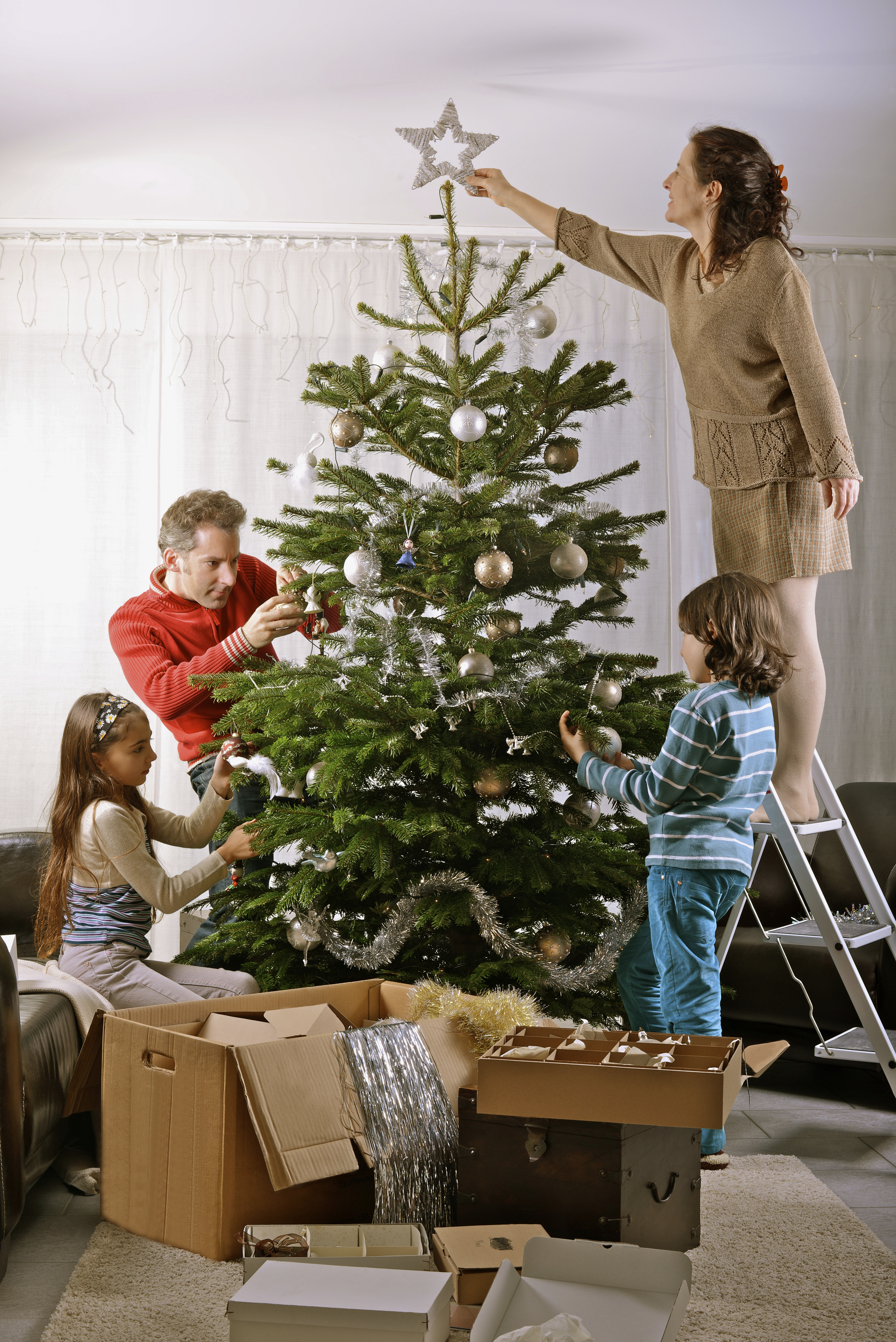 Starting preparations early can help make the festive period less stressful