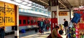 Railway board asks book stalls at the platform to sell books on India Culture, morals