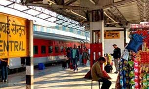 Railway platforms must sell books on India Culture, morals