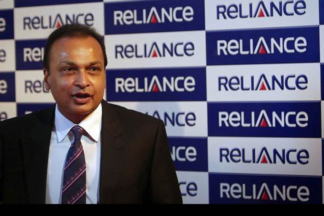 Image result for Reliance Capital shares fall 17% as home finance business demerged