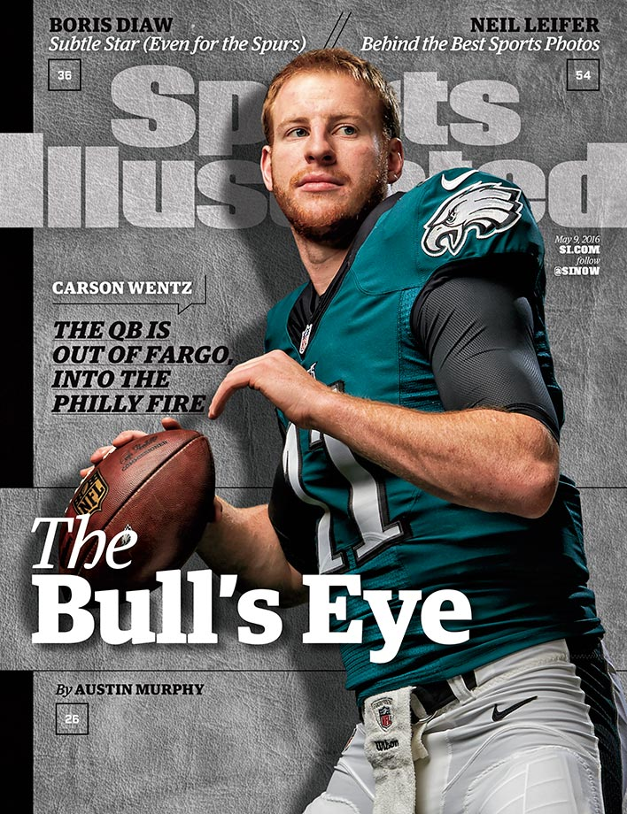 Image result for Sports Illustrated cover jinx hits the NFL