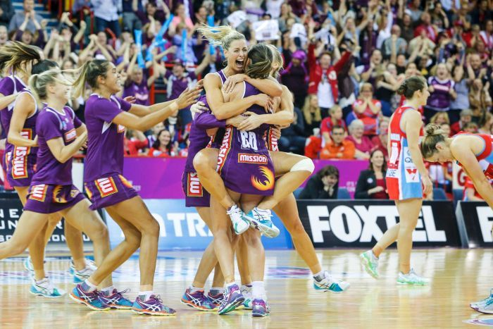 Image result for Evolution of netball is key to game survival in crowded sports market