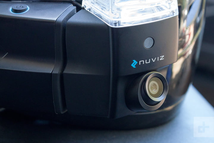 NUVIZ HUD review camera