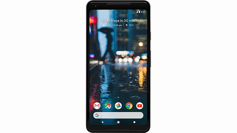 Google Shipped Some Pixel 2 XL Units Without an Operating System, Users Report