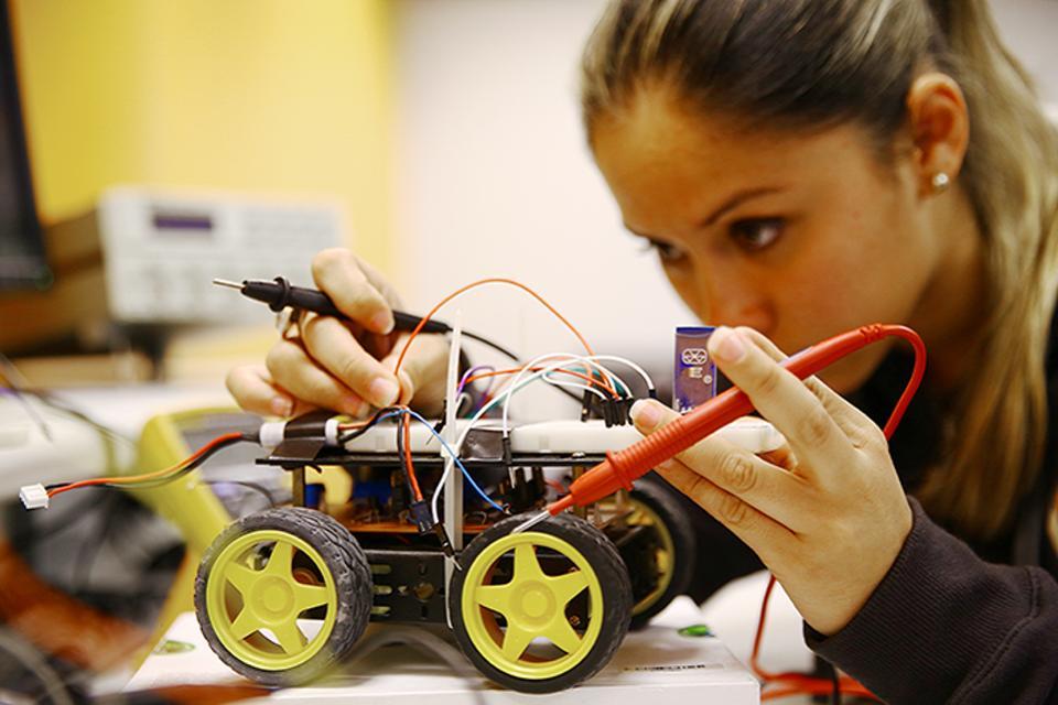 Laureate Education Engineering Student