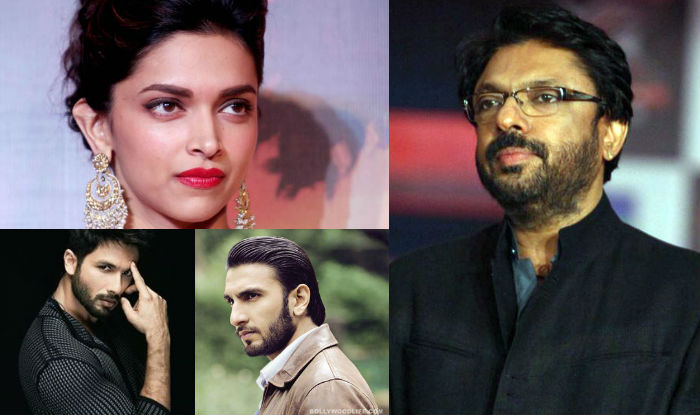 Image result for 'Padmavati': Incidents that made headlines about the Deepika Padukone-Ranveer Singh-Shahid Kapoor film