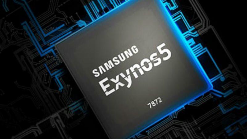 Samsung Exynos 5 Series 7872 SoC With Bluetooth 5.0, Iris Sensor Launched