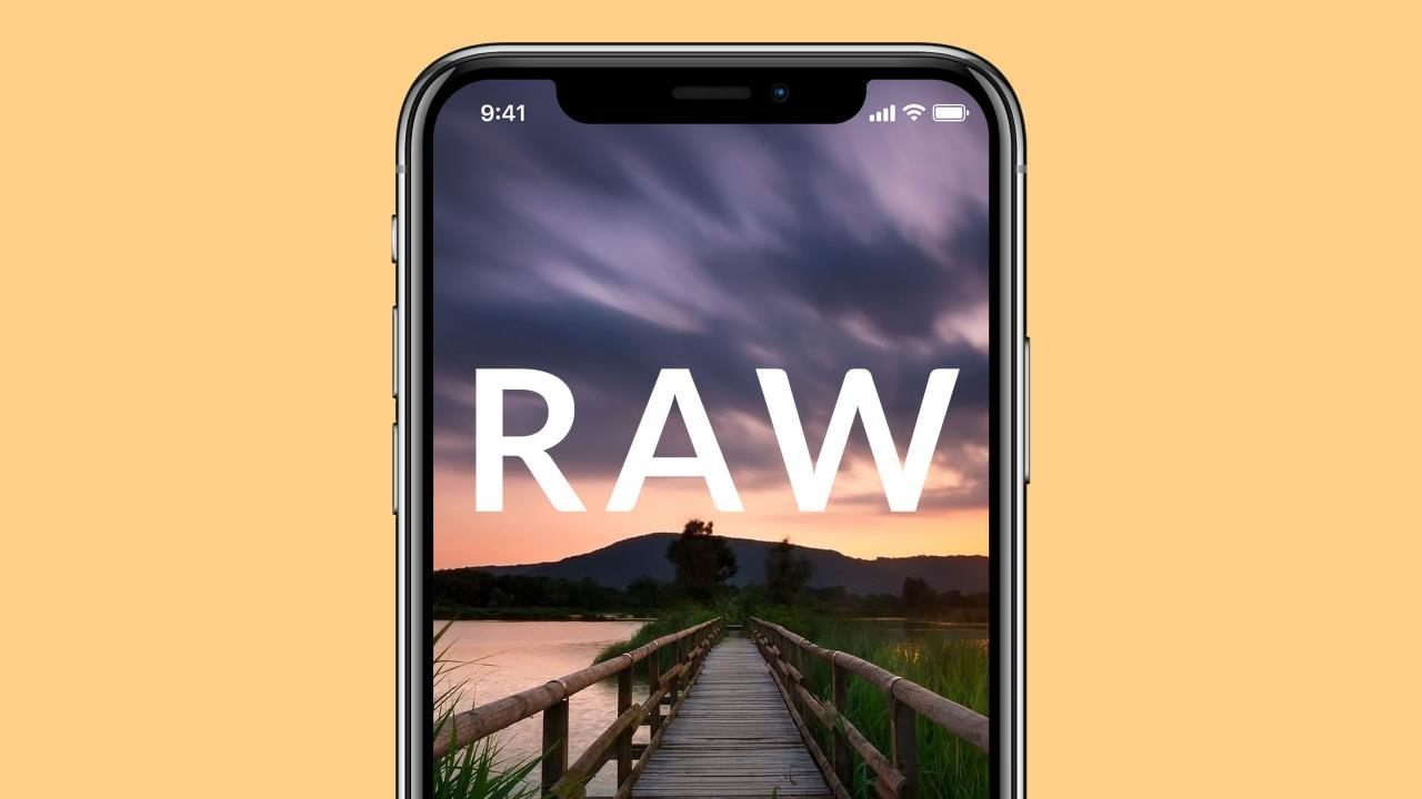 Best Camera Apps to Shoot RAW Photos on the iPhone