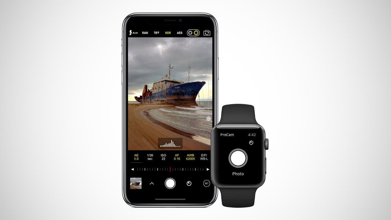 iphone raw procam 5 iPhone RAW ProCam 5