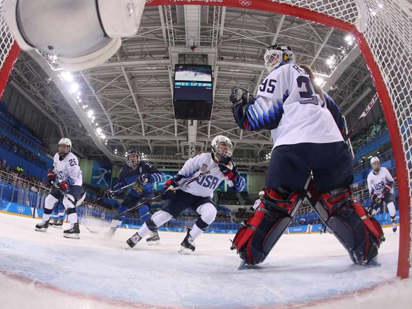 IOC Wants Statue Of Liberty Image Removed From US Women's Hockey Goalie Masks: Report