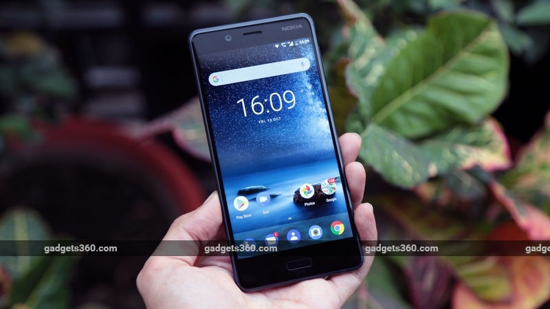 Nokia 8 Gets a Rs. 8,000 Price Cut in India, Nokia 5 Price Slashed Rs. 1,000