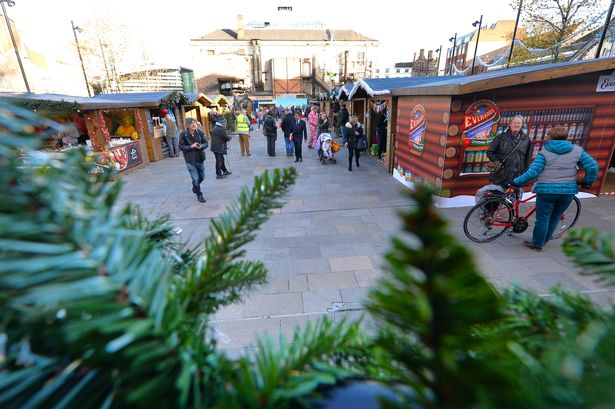 Image result for Council wants to improve Leicester Christmas Market this year by making these BIG changes