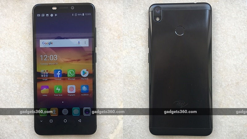 Itel S42, A44 With 18:9 Displays Launched in India: Price, Specifications