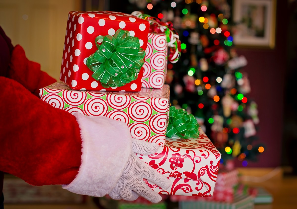 Image result for Christmas Was Merry As Consumers Traded Up