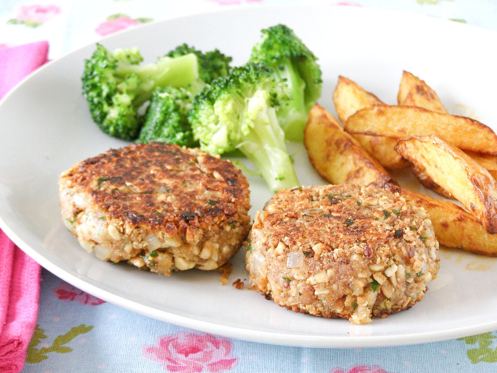 Image result for Potato Broccoli Cutlets