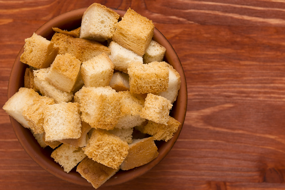 Image result for Bread Croutons