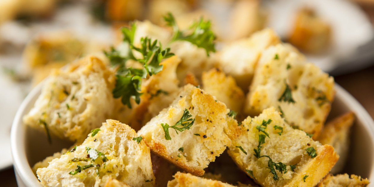 Image result for Restaurant-Style Bread Croutons